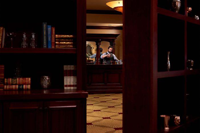 secret clubroom