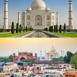 What 15 Famous Landmarks Look Like Zoomed Out