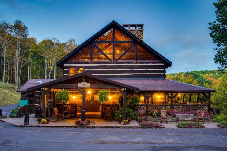 Savage River Lodge, Frostburg, Maryland