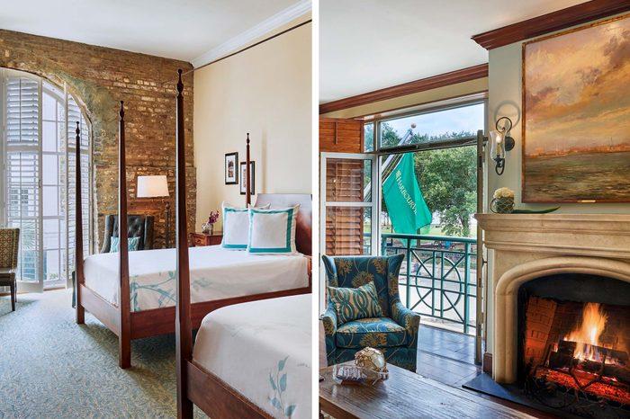 secret guest rooms