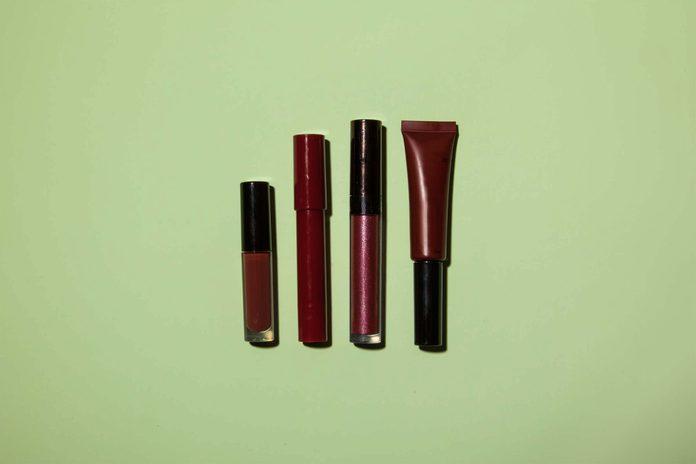 dark lip color
