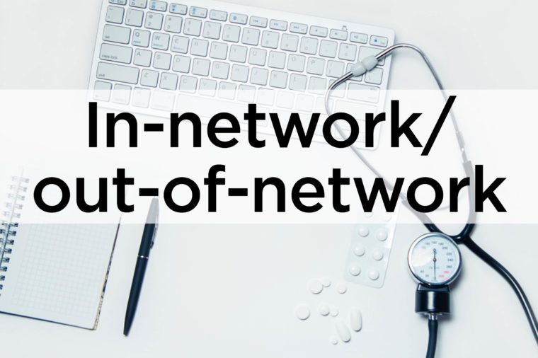 in-network/out-of-network