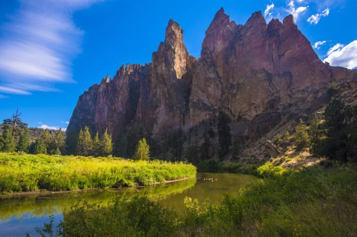 Smith Rock State Park, OR,
