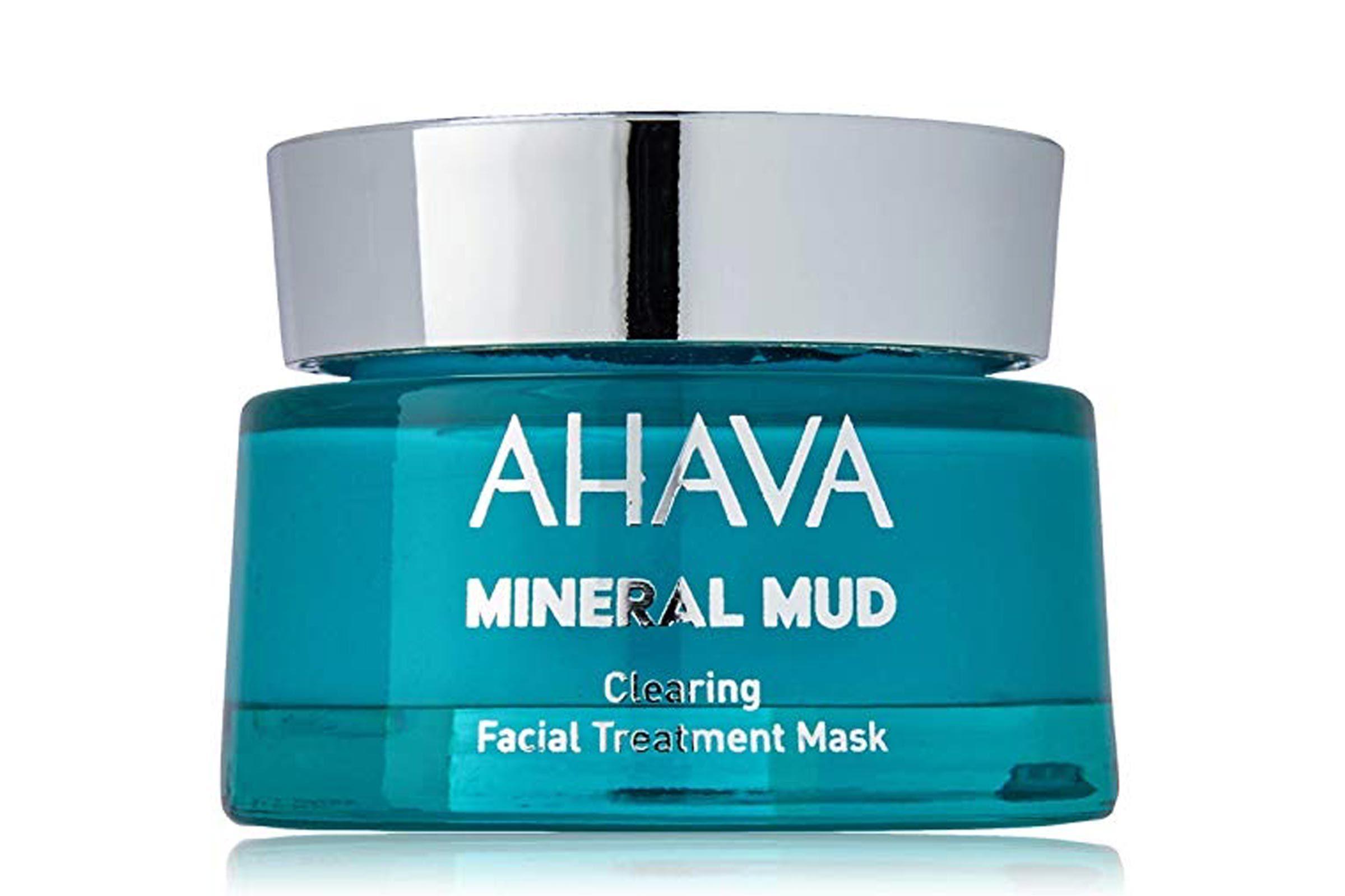 AHAVA Dead Sea Mineral Facial Treatment Masks