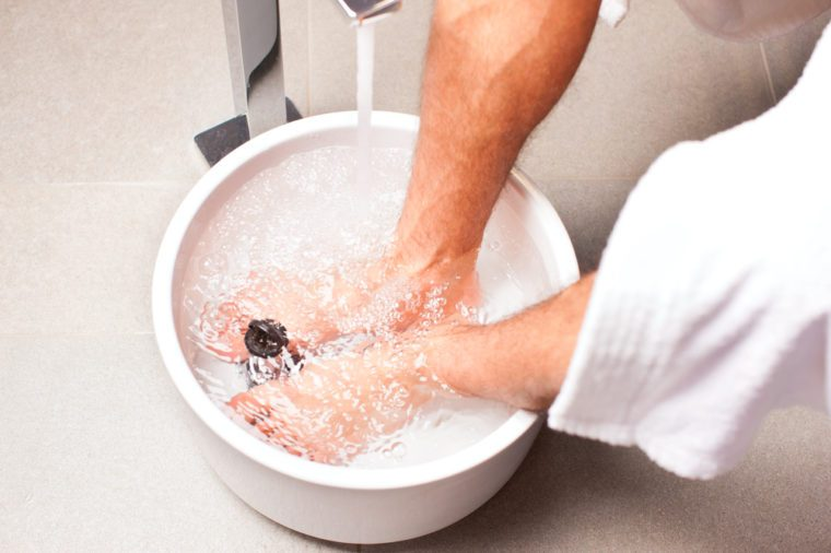 Things Your Podiatrist Won't Tell You | Reader's Digest