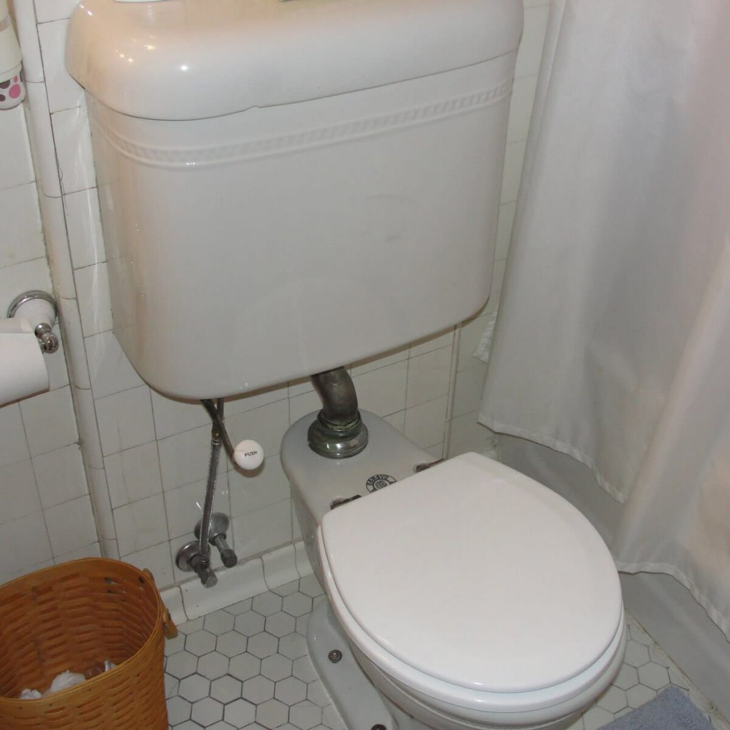 Plumbing Nightmares That Will Make You Cringe Readers Digest Bathroom Sink Drain Parts Diagram Quotes 32 Old Toilet 2