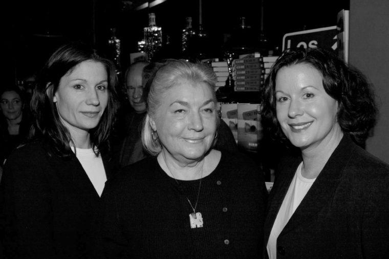 Michelle, Pat and Delilah Loud