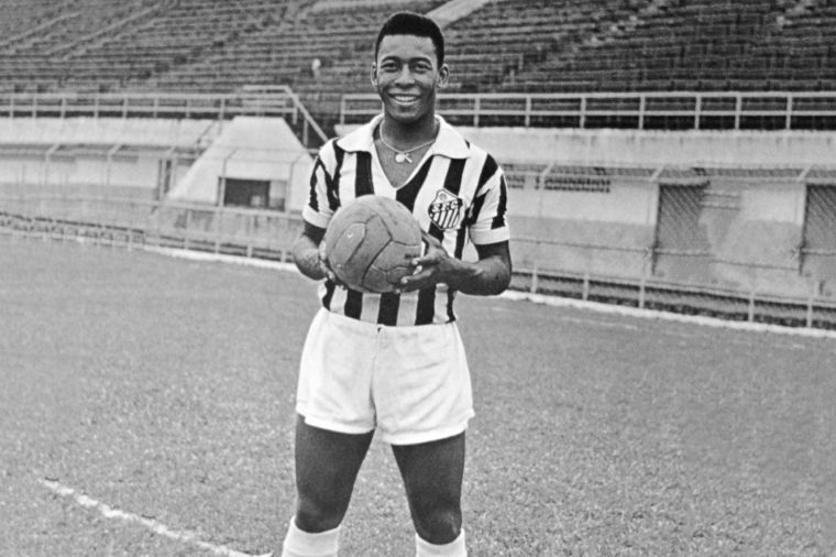 Edson do Nascimento (known as Pelé) is Brazilian footballer, born 21 October 1940. Regarded by many experts, football critics, players and football fans in general as the best player of all time. (Photo by: Universal History Archive/UIG via Getty images).