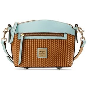 Beacon Domed Smooth Leather Crossbody