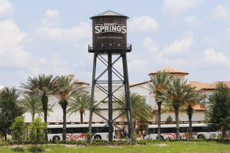 The Disney Springs an Entertainment and Shopping Complex Which is Part of Walt Disney World is Shown in Lake Buena Vista Florida Usa 14 June 2016 Some Media Reported That a Law Enforcement Official Said That Omar Mateen Made Surveilance Visits to the Complex a Total of 50 People Including the Suspect Mateen Were Killed and 53 Were Injured in a Shooting Attack at an Lgbt Club in Orlando Florida in the Early Hours of 12 June the Shooter was Killed in an Exchange of Fire with the Police After Taking Hostages at the Club United States Lake Buena Vista