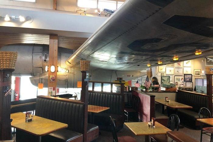 The Airplane Restaurant—Colorado Springs, Colorado