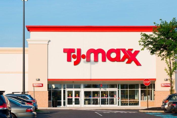 TJ-maxx store