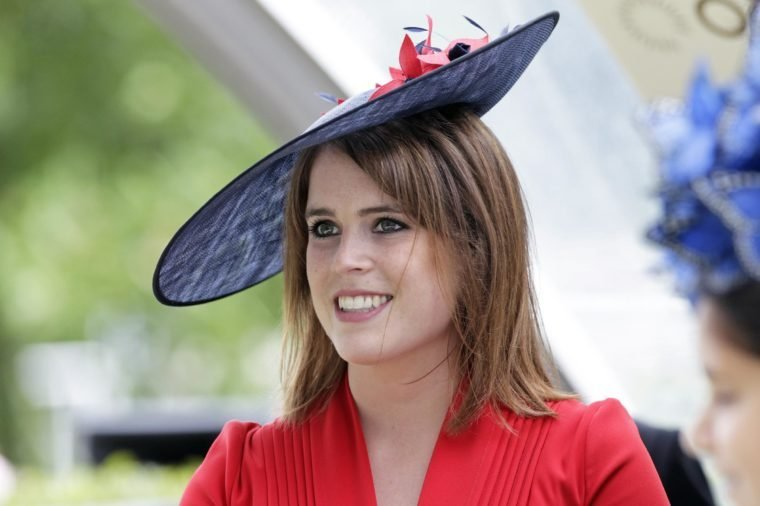 , Royal Ascot, GB, Portrait of HRH Princess Eugenie.