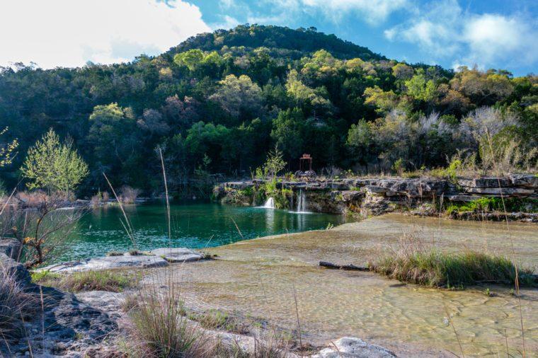 Hammond Falls Texas Hill Country