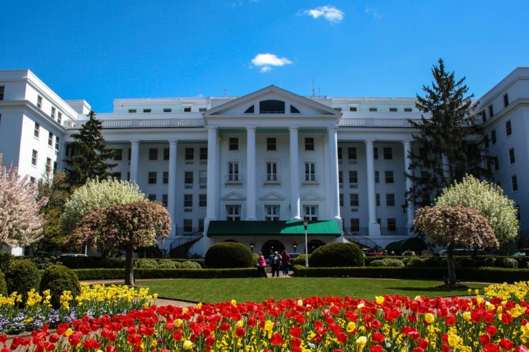The Greenbrier (Front)