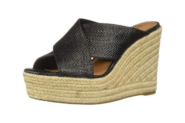 Aerosoles Women's Martha Stewart Woodside Wedge Sandal