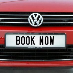 Volkswagen Book Now