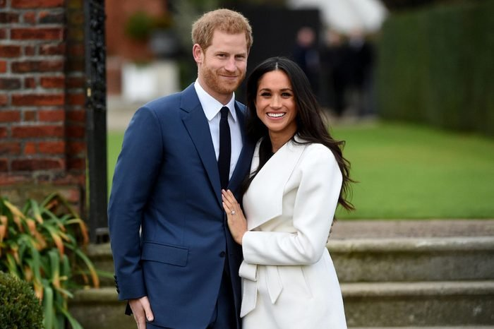 Britain's Prince Harry pose with Meghan Markle during a photocall after announcing their engagement in the Sunken Garden in Kensington Palace in London, Britain, 27 November. Clarence House earlier 27 November 2017 announced the engagement of Prince Harry to Meghan Markle. 'His Royal Highness the Prince of Wales is delighted to announce the engagement of Prince Harry to Ms Meghan Markle. The wedding will take place in Spring 2018. Further details about the wedding day will be announced in due course.' the statement said.