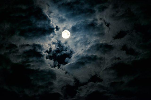 clouds moon_funny 911 calls