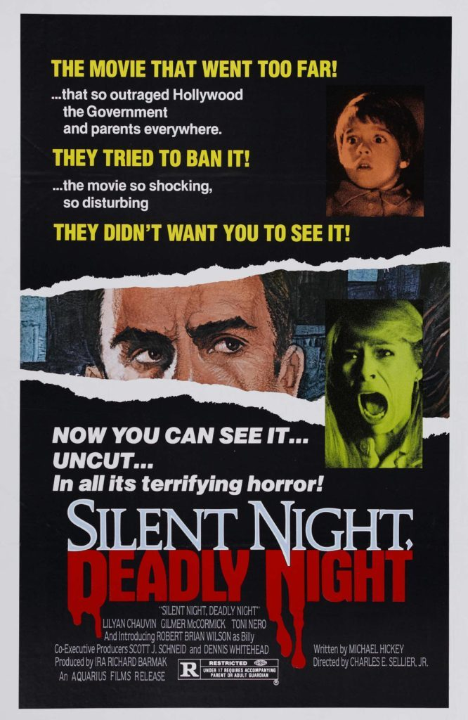 Deadly Night Silent Night