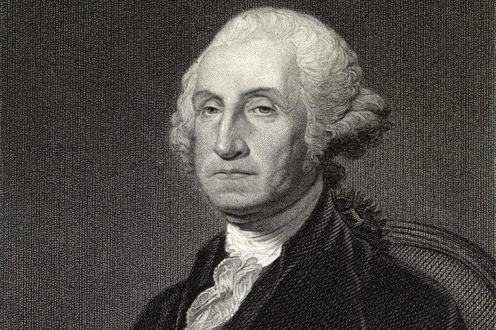 George Washington (1732 - 1799) First American President