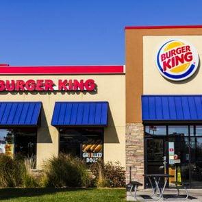 Kokomo - Circa November 2016: Burger King Retail Fast Food Location. Every day, more than 11 million guests visit Burger King II