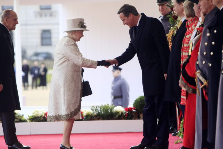 Mexican President Enrique Pena Nieto official state visit to London, Britain - 03 Mar 2015