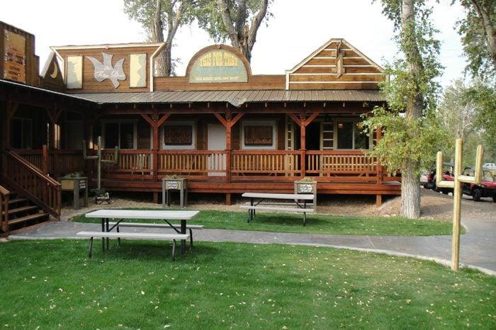 Moore's Old Pine Inn