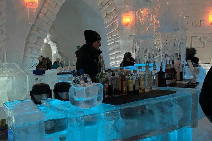 Lapland Hotel's SnowVillage Restaurants—Kittilä, Finland