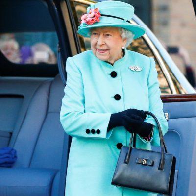 queen elizabeth purse handbag bag
