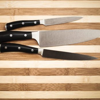 The Single Best Way to Keep Your Knives Sharp