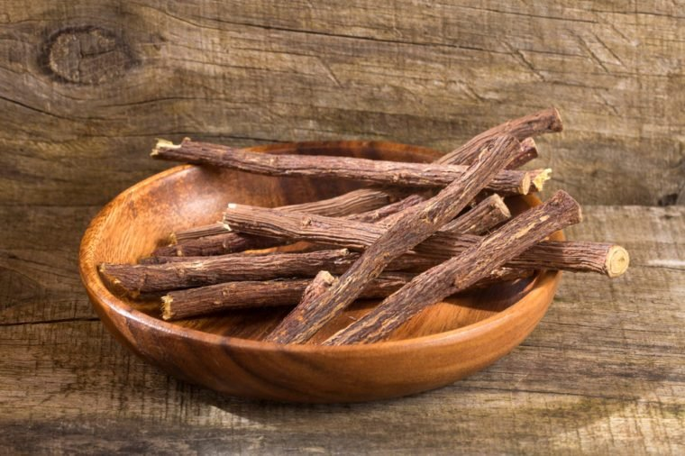 Licorice roots - Glycyrrhiza glabra