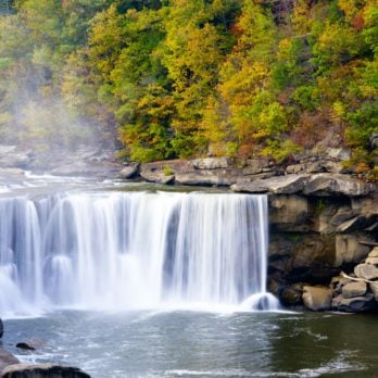 The Most Gorgeous Waterfall in Every State