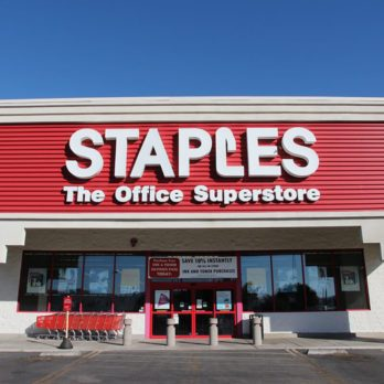 10 Foods You Never Knew You Could Buy at Staples