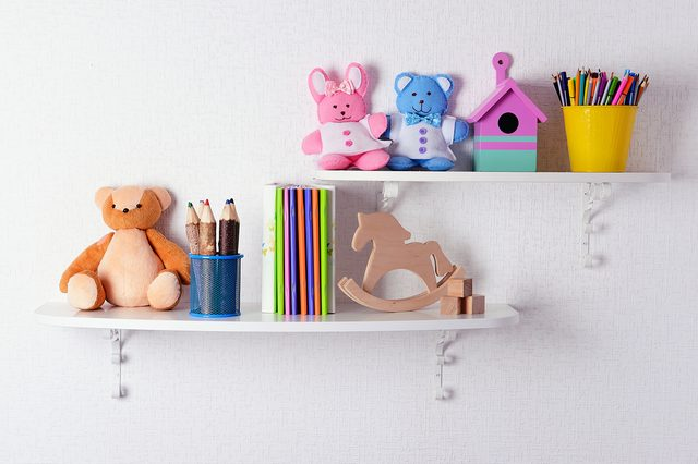 keep toys to a minimum house decorating tips
