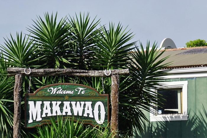 MAKAWAO hawaii