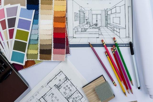 harmonize with color interior design tips