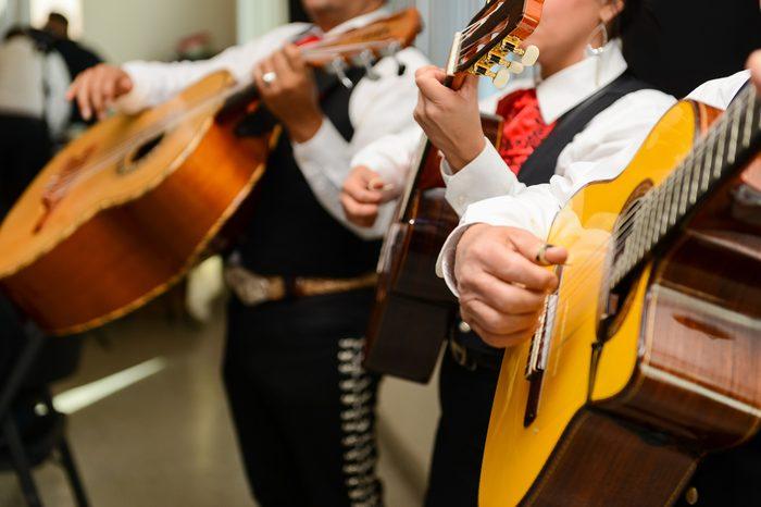 Mariachi Musicians