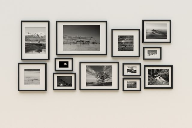 create a gallery wall affordable home decor