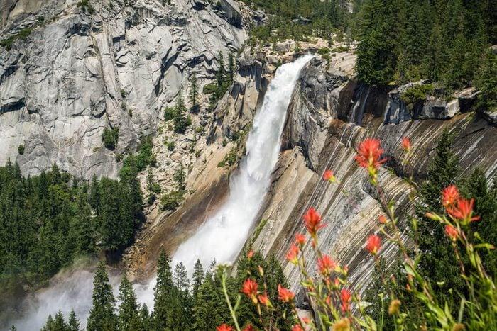Nevada Fall, Yosemite National Park, California