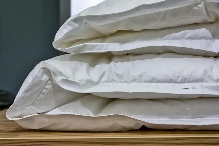 Bed Comforter Sleep Closeup Object Household Wrinkled Texture Folded White