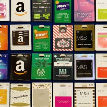 24 Gift Cards People Actually Want for the Holidays