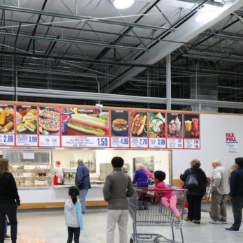 There's an Easy Way to Skip the Food Court Line at Costco