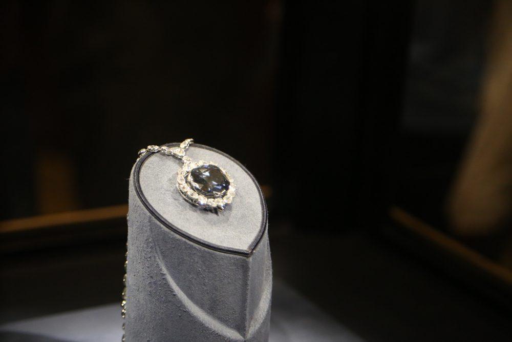 The hop diamond