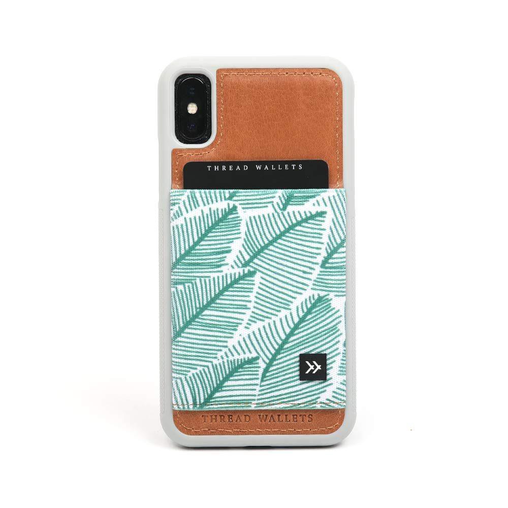 Thread Wallets - Slim Minimalist iPhone Wallet Case - iPhone 10/iPhone X (Kai)