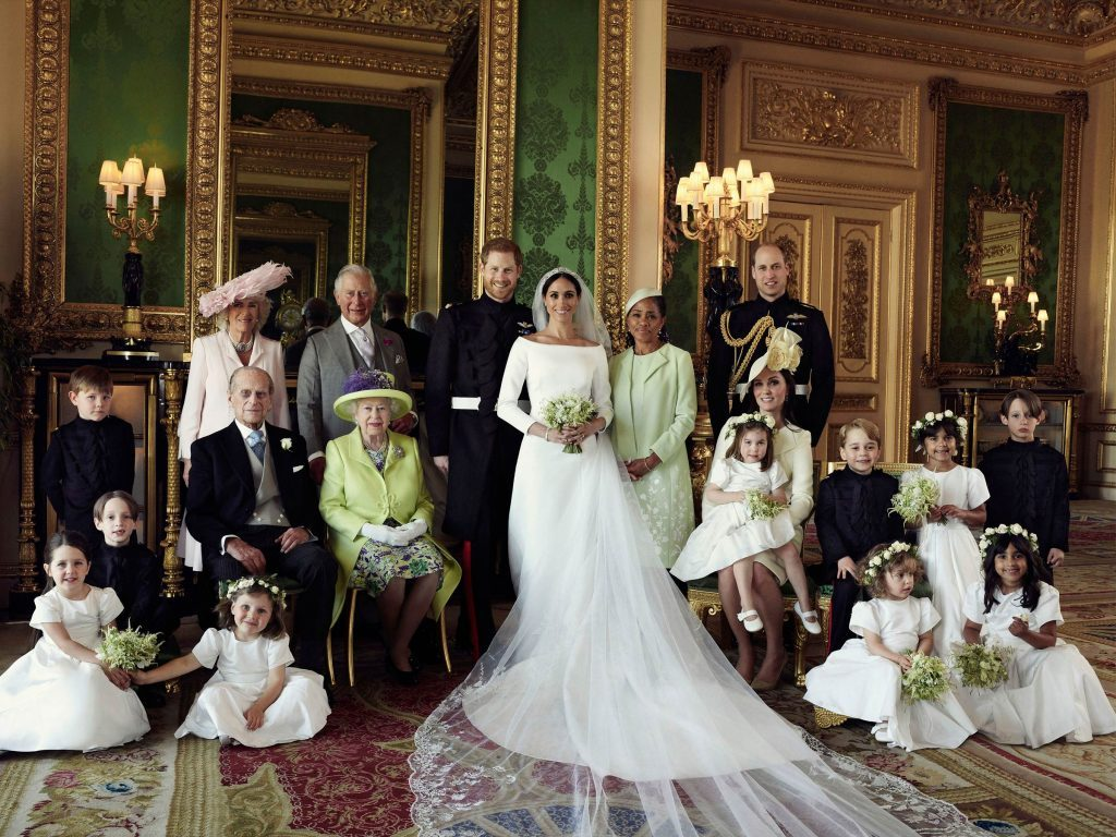 Prince Harry and Meghan Markle's Official Wedding Photos