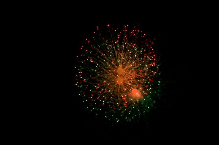 holiday fireworks fire colors night celebration background lights happy holidays new year pyrotechny christmas celebrate night glowing explosion explode pyrotechnics pattern colorful firework burst