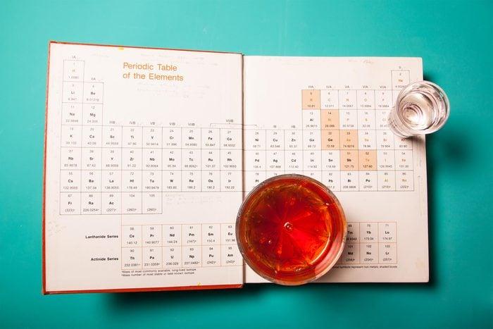 chemistry drinks