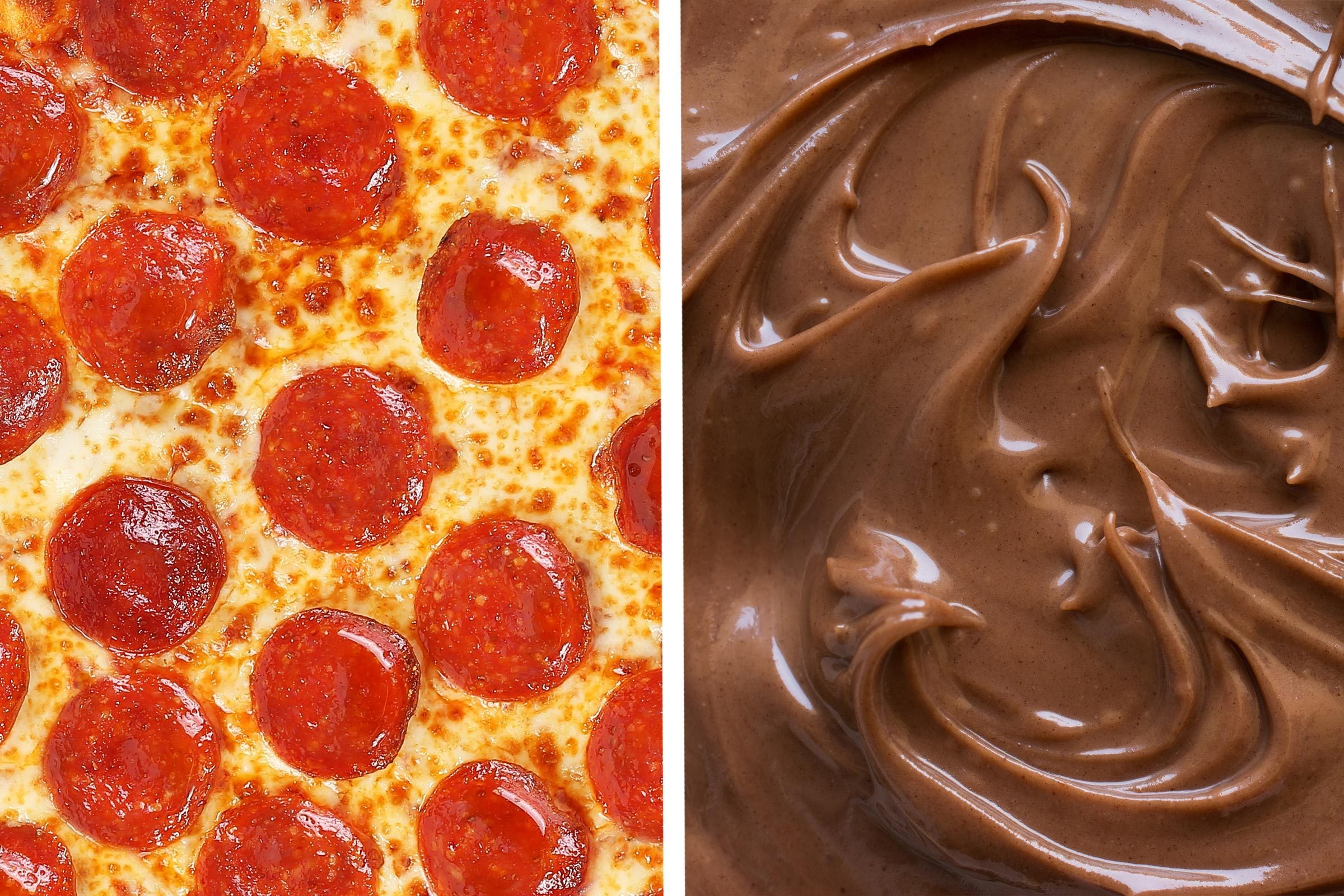 Nutella Weird Food Combinations 7