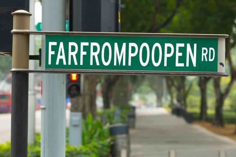 The Funniest Street Names in Every State | Reader's Digest